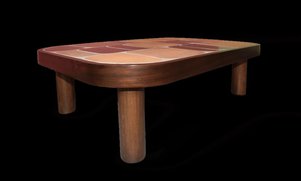 Roger Capron Vintage Ceramic Coffee Table C71 35b 2
