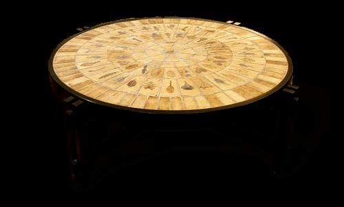 Roger Capron Vintage Ceramic Coffee Table C71 63