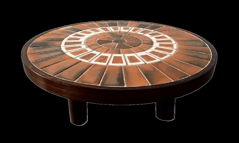 Roger Capron Vintage Ceramic Coffee Table C71 15