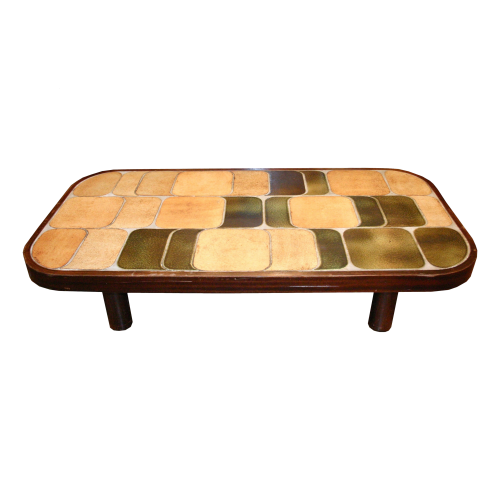 Roger Capron Coffee Table C71 26