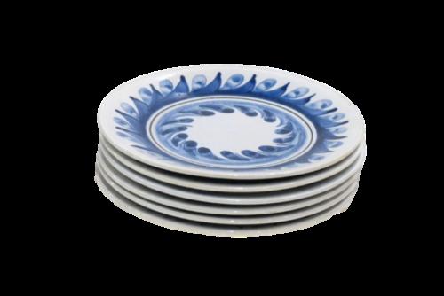 Roger Capron Plates Set Of 6 980x980