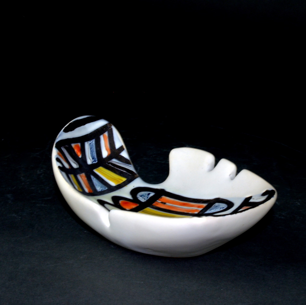 Small Ceramic Bowl By Roger Capron 1 (2)