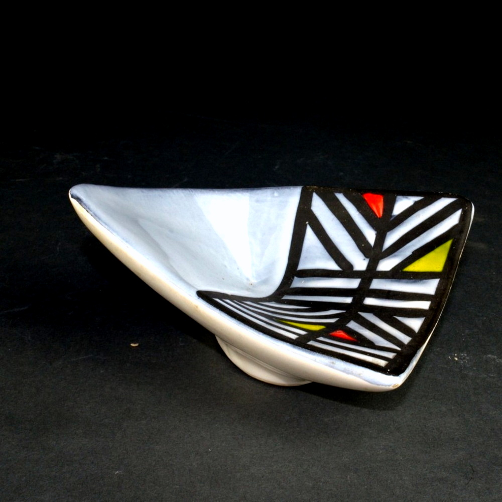 Small Ceramic Dipping Tray By Roger Capron 1