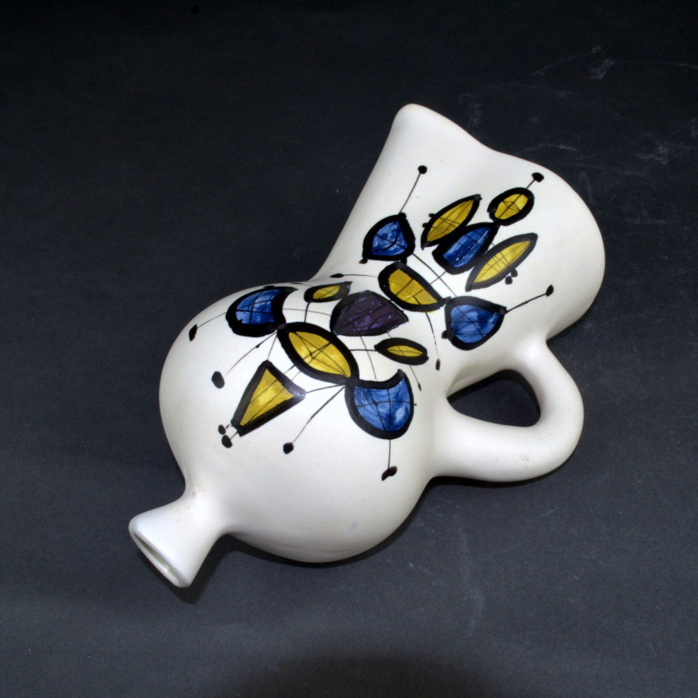 Wall Mounted Vase By Roger Capron