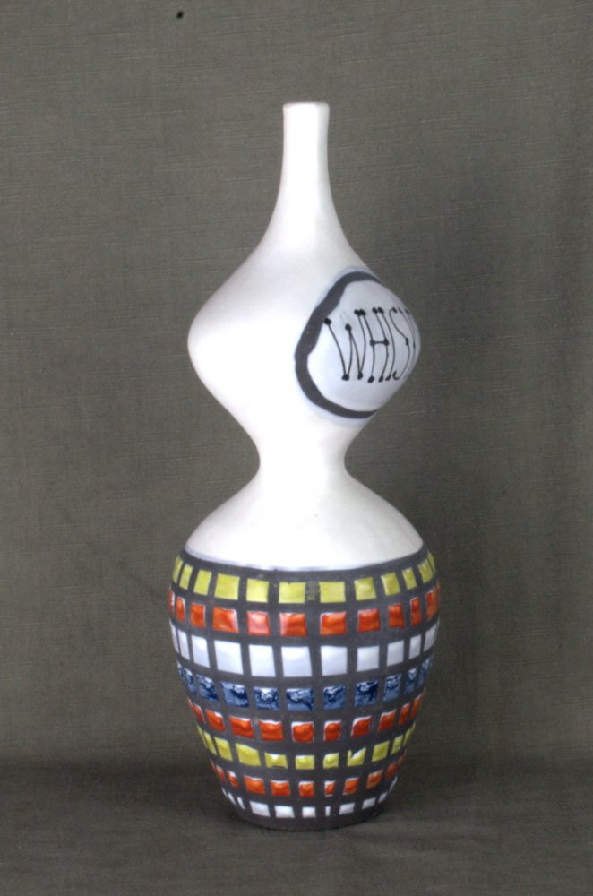 Ceramic Decanter For Whisky By Roger Capron 6
