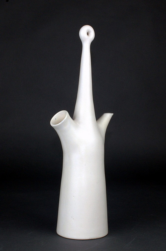 Ceramic Flask 'marc' By Roger Capron 4