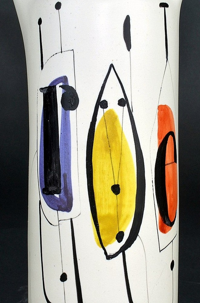 Ceramic Flask Roe' By Roger Capron 5