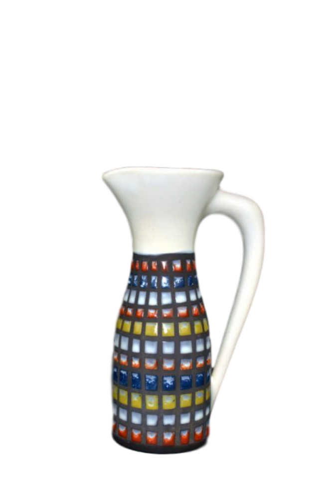 Roger Capron Small Ceramic Caraf With Cobblestones 1 1 662x994